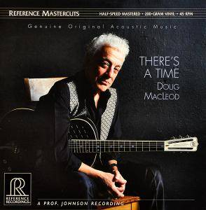 Cover - Doug MacLeod: There's A Time
