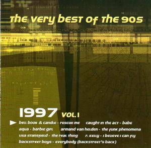 Very Best Of The 90s - 1997 - Vol. 1, The - Cover