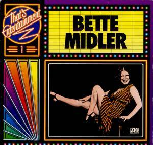 Cover - Bette Midler: That's Entertainment 1