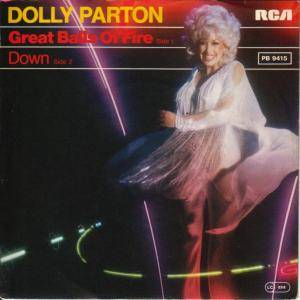 Cover - Dolly Parton: Great Balls Of Fire