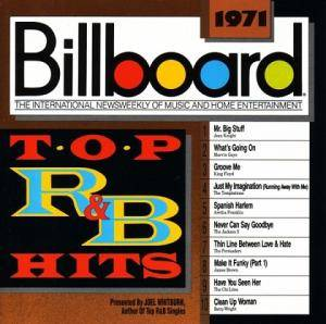 Cover - King Floyd: Billboard - Top R&B Hits - 1971