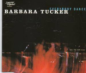 Cover - Barbara Tucker: Everybody Dance