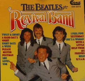 Cover - Beatles Revival Band, The: Beatles Revival Band, The