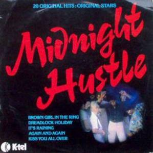 Cover - Kandidate: Midnight Hustle - 20 Original Hits : Original Stars