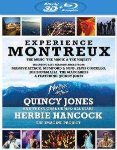 Experience Montreux / Quincy Jones And The Global Gumbo All Stars / Herbie Hancock - The Imagine Project - Cover