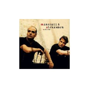 Marshall & Alexander: Welcome - Cover