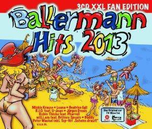 Cover - R.I.O. Feat. U-Jean: Ballermann Hits 2013
