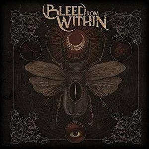 Cover - Bleed From Within: Uprising