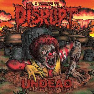 Cover - Humus: Undead - A Tribute To Disrupt