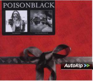 Cover - Poisonblack: Escapexstacy / Lust Stained Despair