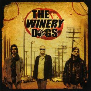 The Winery Dogs: Winery Dogs, The - Cover