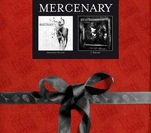 Cover - Mercenary: Two 4 One: Architect Of Lies / 11 Dreams
