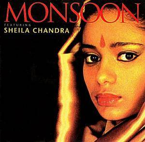 Cover - Monsoon: Monsoon Featuring Sheilla Chandra