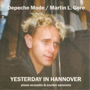 Cover - Martin L. Gore: Yesterday In Hannover