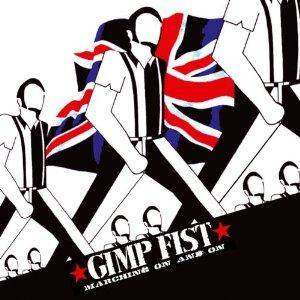 Cover - Gimp Fist: Marching On And On