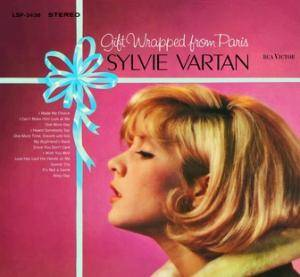Cover - Sylvie Vartan: Gift Wrapped From Paris
