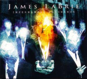 James LaBrie: Impermanent Resonance - Cover