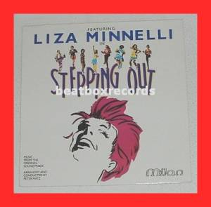 Cover - Liza Minnelli: Stepping Out