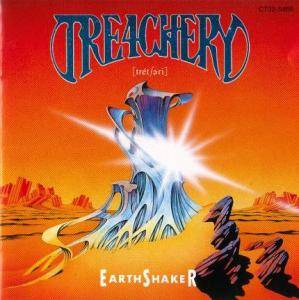 Cover - Earthshaker: Treachery