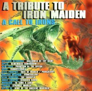 A Call To Irons - A Tribute To Iron Maiden (CD) - Bild 1