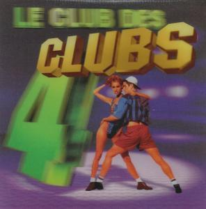 Club Des Clubs 4, Le - Cover