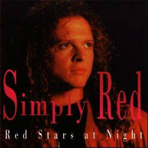Cover - Simply Red: Red Stars At Night
