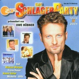 ZDF-Schlager Party - Folge 2, Die - Cover