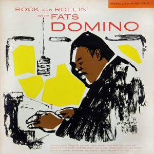 Cover - Fats Domino: Rock And Rollin' With Fats Domino