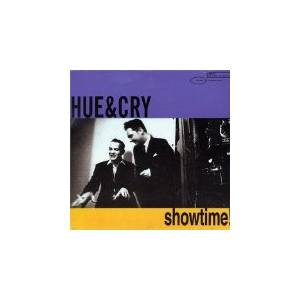 Cover - Hue And Cry: Showtime!