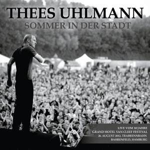 Cover - Thees Uhlmann: Sommer In Der Stadt