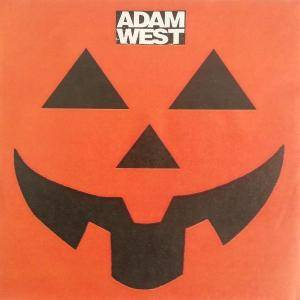Cover - Adam West: Halloween / She