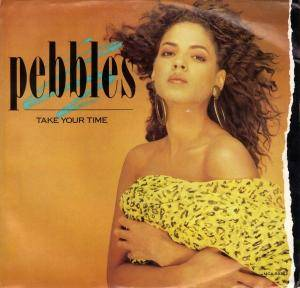 Cover - Pebbles: Take Your Time