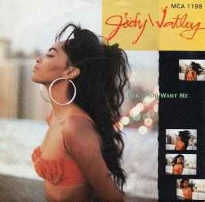 Cover - Jody Watley: Don't You Want Me