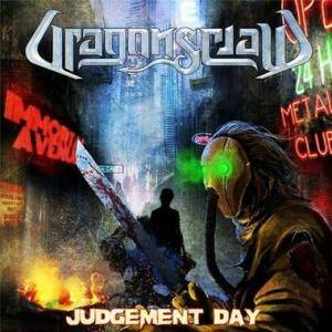 Dragonsclaw: Judgement Day - Cover