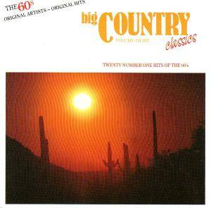 Cover - Connie Smith: 20 Big Country Classics Vol. 8 - Twenty Number One Hits Of The 60s