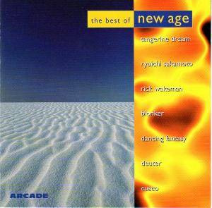 Cover - Jolly Kunjapuu: Best Of New Age, The