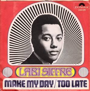 Cover - Labi Siffre: Make My Day