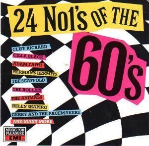 Cover - Johnny Kidd & The Pirates: 24 No 1's Of The 60's