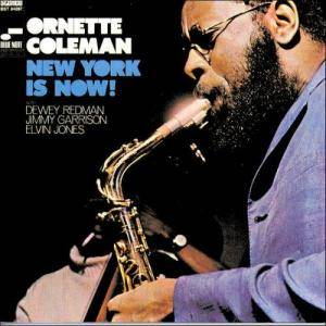 Cover - Ornette Coleman: New York Is Now!