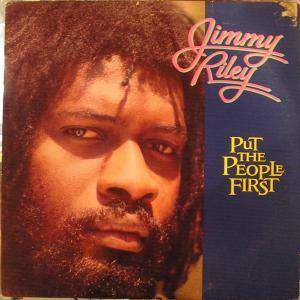 Cover - Jimmy Riley: Put The People First