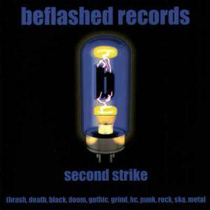 Cover - Jesus And The Gurus: Beflashed Records - Second Strike