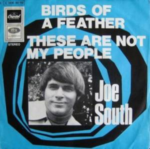 Cover - Joe South: Birds Of A Feather