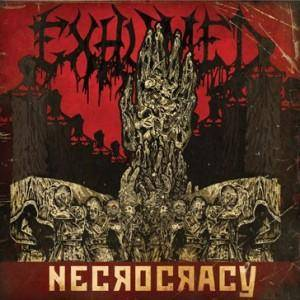 Cover - Exhumed: Necrocracy