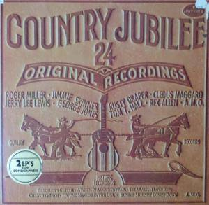 Cover - Jimmie Skinner: Country Jubilee