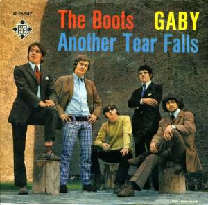 Cover - Boots, The: Gaby