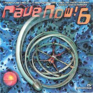 Rave Now! 6 - Cover