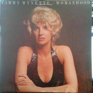 Cover - Tammy Wynette: Womanhood
