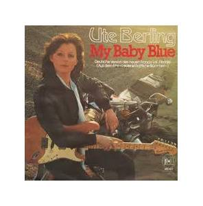 Cover - Ute Berling: My Baby Blue