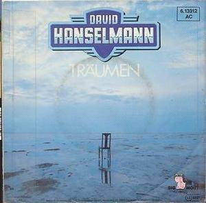Cover - David Hanselmann: Träumen