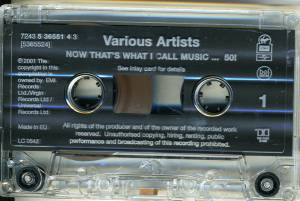 Now That's What I Call Music! 50 [UK Series] (2-Tape) - Bild 3